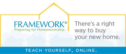 FRAMEWORK - Online Homebuyer Education logo