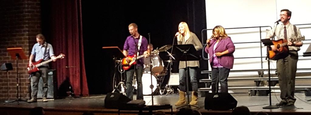 Praise Band Members Grace Free
