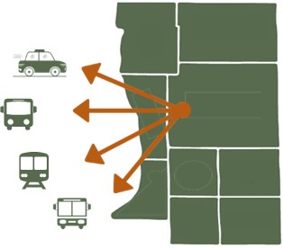 Region 4 Transportation Council graphic